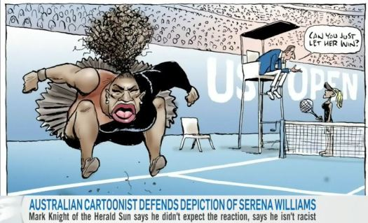 serena cartoon
